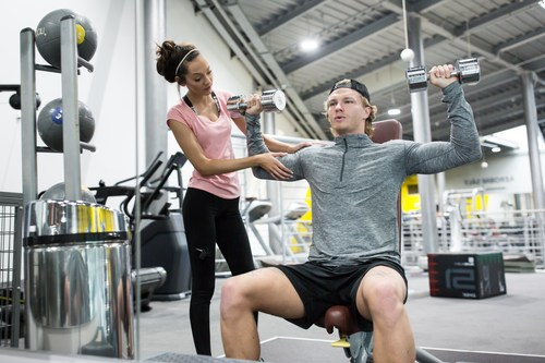 Package of 10 lessons for 2 with a trainer