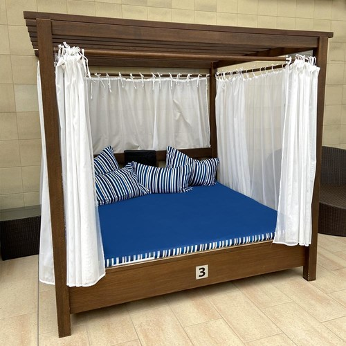 Family Bed - Paradise terrace 11.7.2020